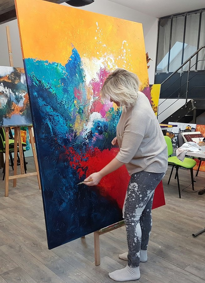Artiste peintre belfort for Artistes peintres connus